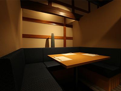 和味旬彩 本館1F個室