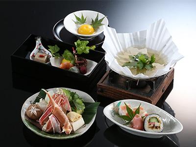 かにすき小鍋膳 和味旬彩