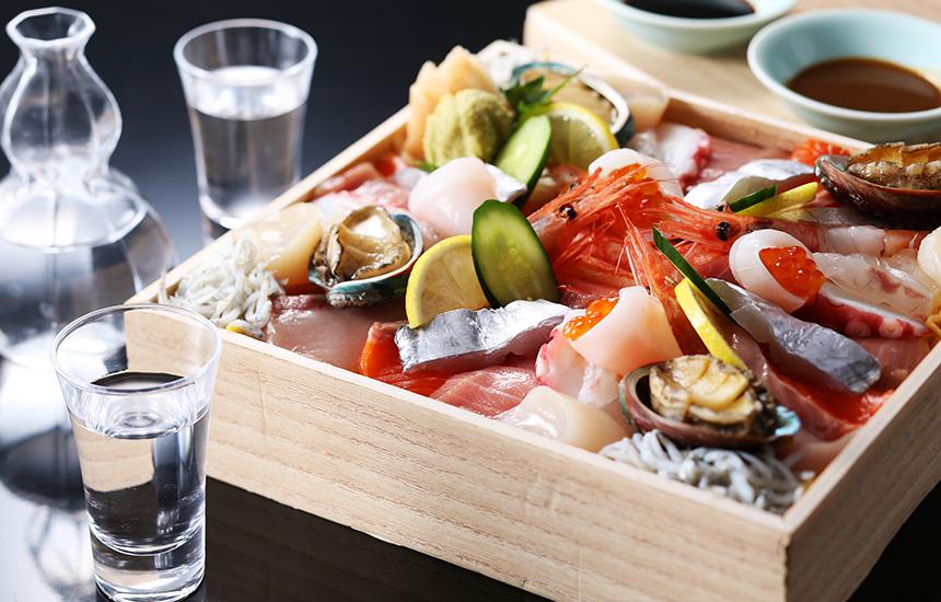 海鮮ちらし寿司オードブル 和味旬彩